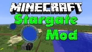Star Gate (SG Craft) (Atlantiscraft) [1.12.2] [1.10.2] [1.8.9] [1.7.10]