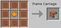 [1.5.2] Redstone In Motion (Redpower Frames) - интересный мод
