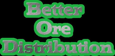 [1.4.5 - 1.6.2][Forge] - Better Ore Distribution - Новая генерация руд!