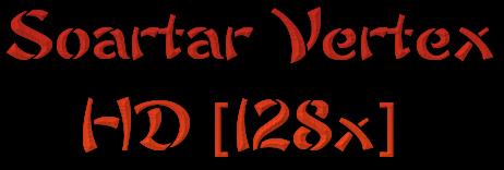 [1.6][128x] Soartar Vertex HD - крутой ресурспак