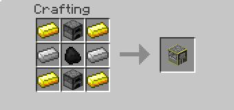 [1.6.2-1.10.2] Geoactivity - больше угля, больше инструментов!
