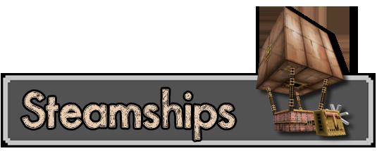 [1.5.2-1.6.2][mod]SteamShip Mod- Паровой дирижабль!