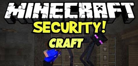SecurityCraft - защити себя! [1.8.9|1.8|1.7.10|1.7.2|1.6.4|1.6.2]