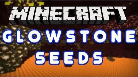 [mod][1.6.2-1.7.2]Glowstone Seeds-Вырасти Светокамень!
