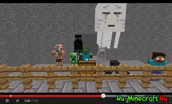 [Видео] Monster School