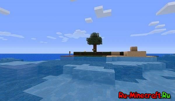 [Map]Epic survival island - Островок выживания