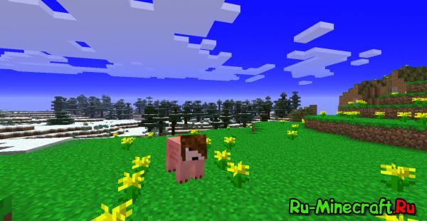 [1.6.2] Piglox - Свинья с челкой