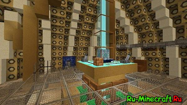 [1.9/1.9.4][32x] The Doctor - ресурспак в стиле Доктора Ху