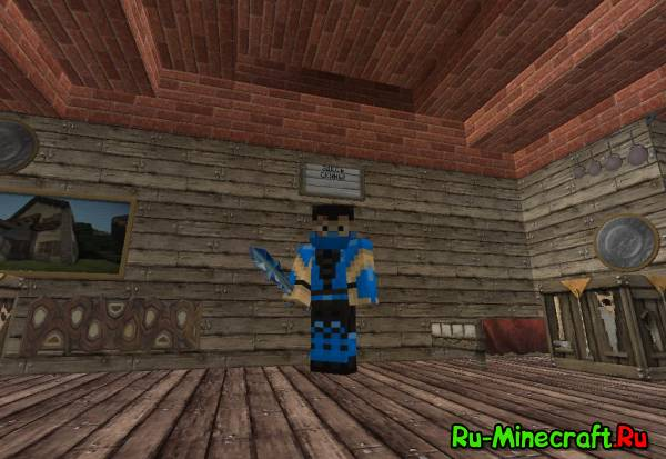 [Скины для Minecraft] Подборка скинов +20 штук by KAPTA.