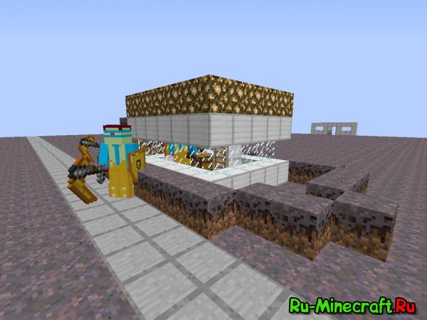 Custom NPC - Майнкрафт, все для Minecraft