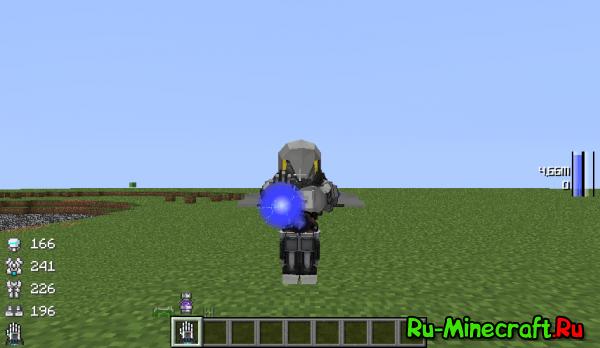 [1.5.2] Modular Powersuits - Мод на модульную броню!