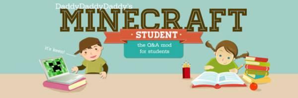 [1.6.2] Student mod - Обучайся в майне!