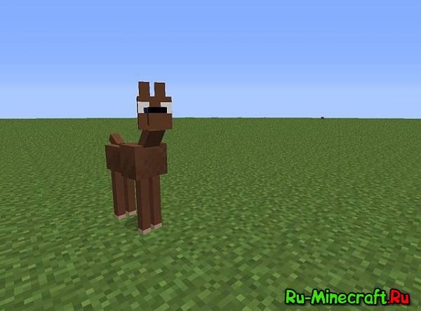[1.6.2] Hunting Craft - Стань охотником!