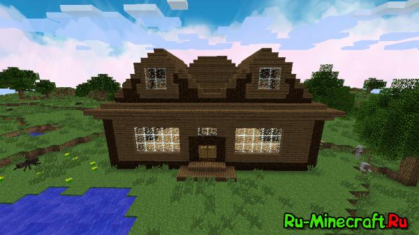 [Map] Little survive house by Tema00279 - небольшой домик