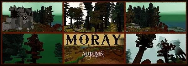 [1.6.1/1.6.2][32x32] Moray Autumn - викторианская эпоха