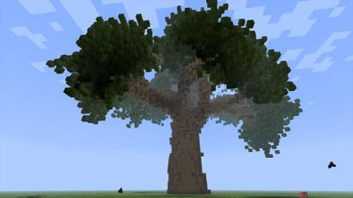 [1.6.2][MOD] Massive Trees-Эпичные деревья!