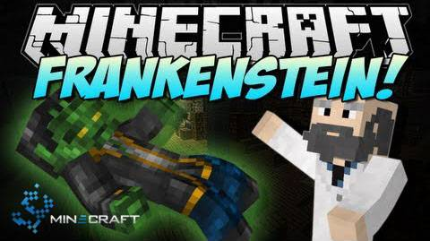 [1.6.2] Frankenstein - Любимый персонаж теперь в майнкрафте!