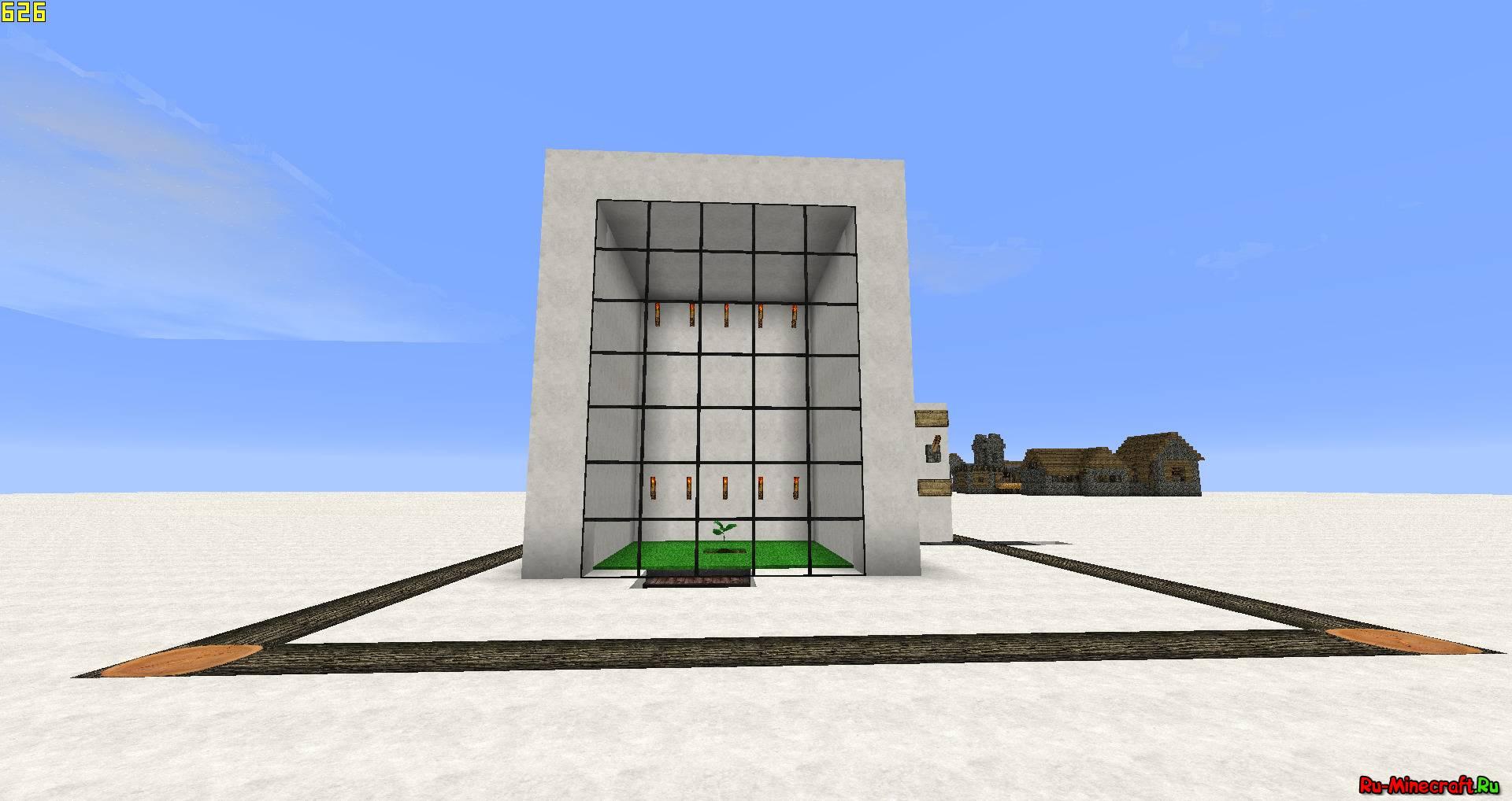 Автоматическая Ферма в Minecraft