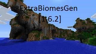 [1.6.2] ExtraBiomesGen - Более новые биомы!