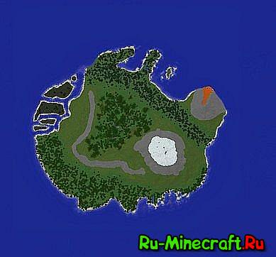 [Map]Custom World Survival