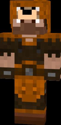 medieval executioner minecraft skin - 206×417