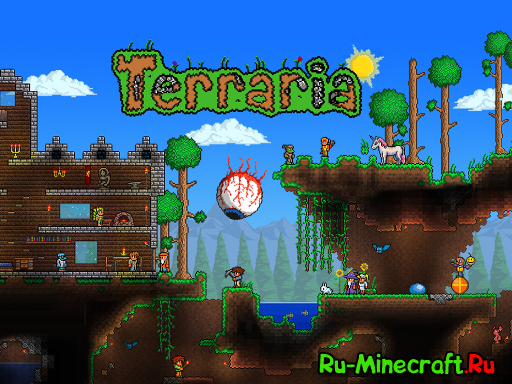 [Android] Terraria вышла на Android
