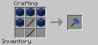 Hammer Mod - боевые молоты [1.12.2] [1.7.10]