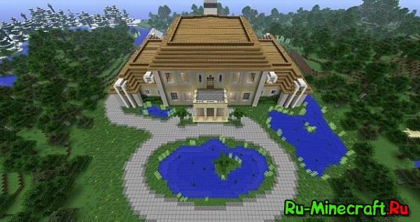 Tropical Mansion - Хороший особняк.