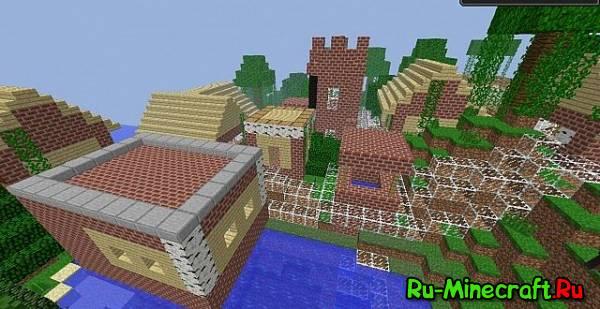 [1.6.2]Mo'villages- Больше деревень!