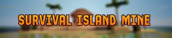 [Map] Survival island mine - остров для выживания [v 0.2]
