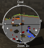 Ellian's Material Detector - карта - помощник [1.11-1.6.4]