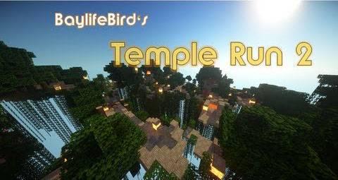 [Map] Temple Run 2 - Быстрый паркур