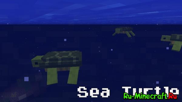 Oceancraft - морская жизнь [1.8.9] [1.7.10] [1.6.4] [1.5.2]
