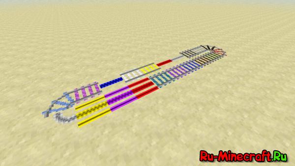 Expanded Rails Mod - Новые рельсы [1.10.2|1.8|1.7.10|1.6.4|1.5.2]