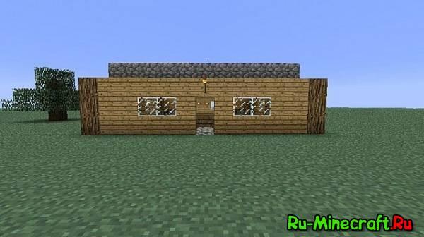 [1.6.4] Instant House - дом в кармане