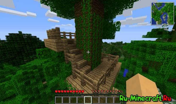 Ruins - руины [1.12.2] [1.11.2] [1.10.2] [1.9.4] [1.8.9] [1.7.10]