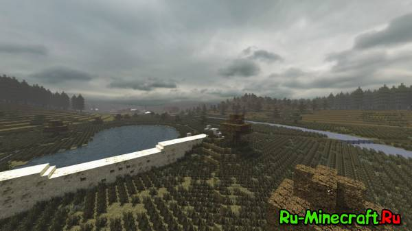 #6 Minecraft DayZ# Зеленая гора / Green Mountain