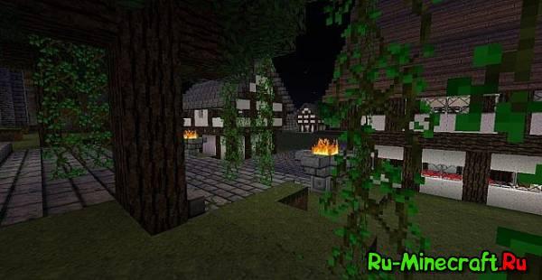 [1.6+]Pro's Medieval Resoursepack - Средневековые текстуры!