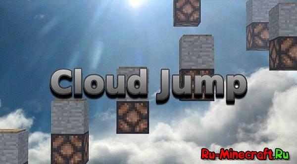 [Map]Cloud Jump - Паркур в небесах!