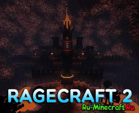 [1.6.4][Map]-Ragecraft 2---Карта на прохождение