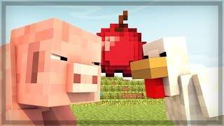 [Video] Trial and Error [Minecraft Animation] - Свиная ошибка