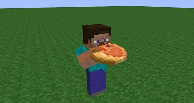 [1.6.4] Cheesecake mod - Сырный пирог