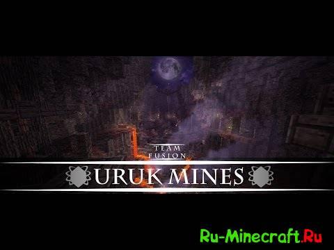 [1.6.4][Карта] Uruk Mines - Огромная шахта