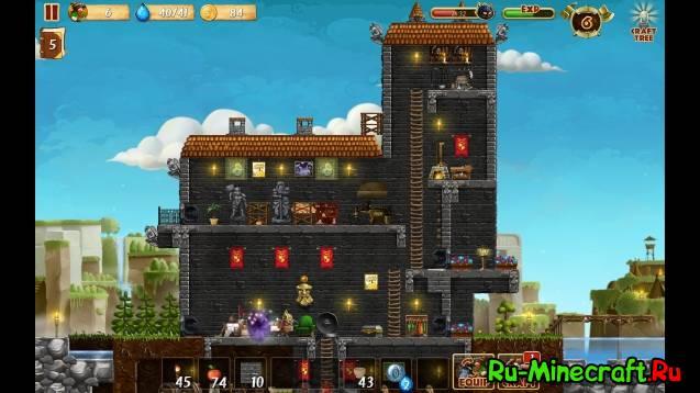 [Игры похожие на minecraft] Craft the world - Управляй гномами. Игра на стадии разработки