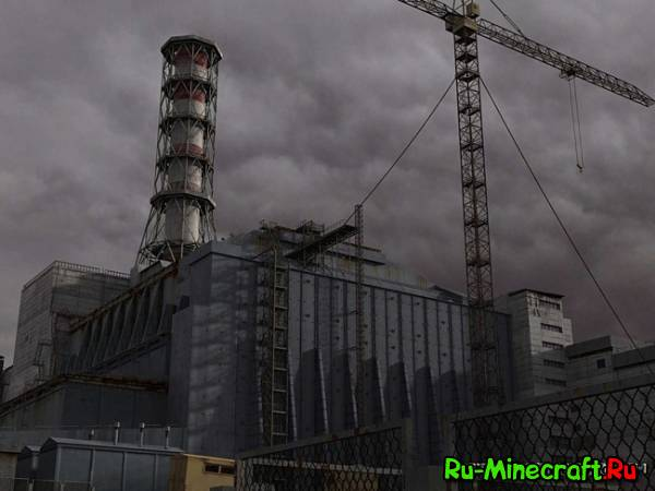 [Map][1.7] Чернобыльская Аэс