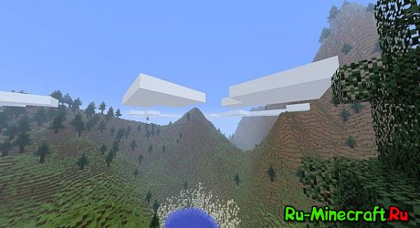 [Map]Plattelian Mountains - Великолепный ландшафт!