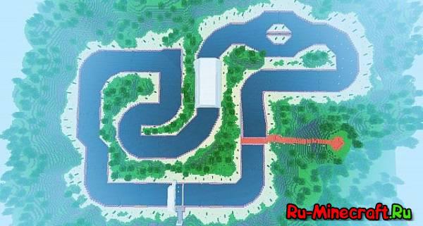[Map]Mario Kart - Гонки с друзьями!