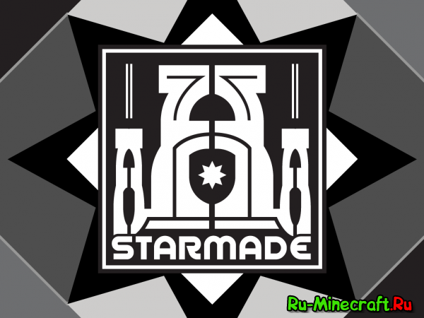 [Let's play] Starmade - Космический майнкрафт.