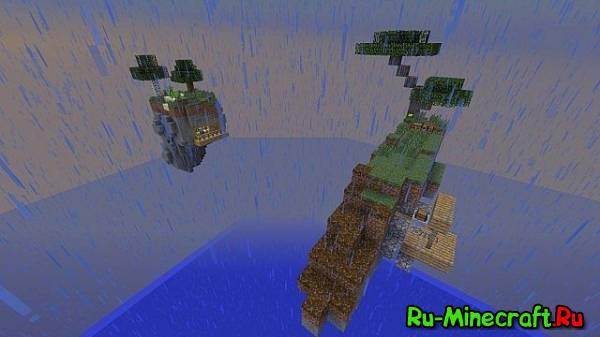 [Карта] The Land Bridge - Попробуй выжить!