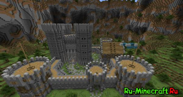 [Map] Deaton-Castle - Почувствуй себя рыцарем